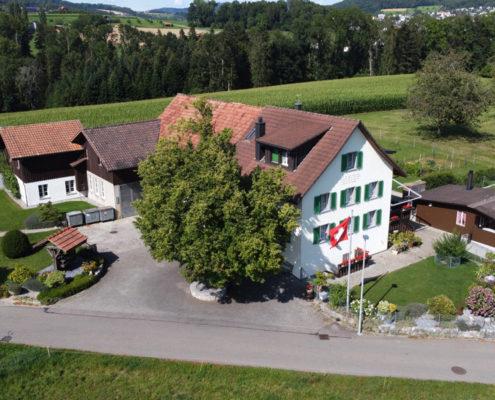 Hausdienst Bregenzer AG, Zwillikon